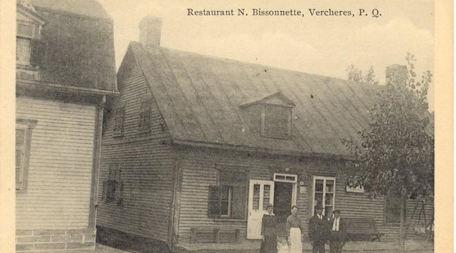 Restaurant N. Bissonnette